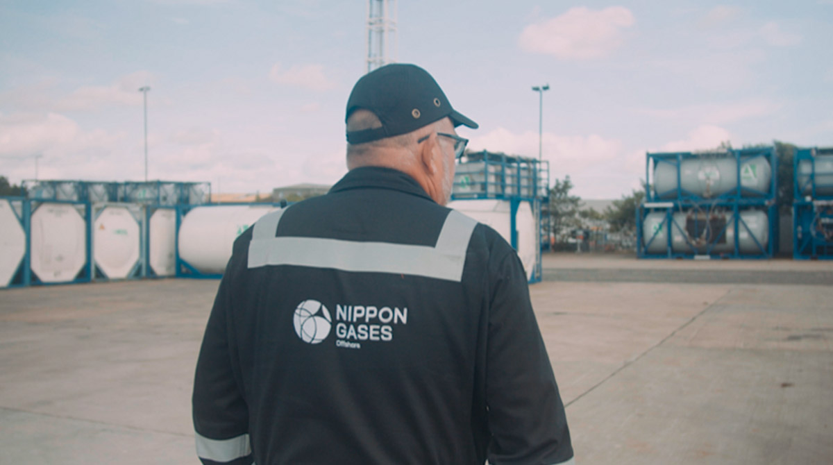 Nippon Gases Offshore - Tanks